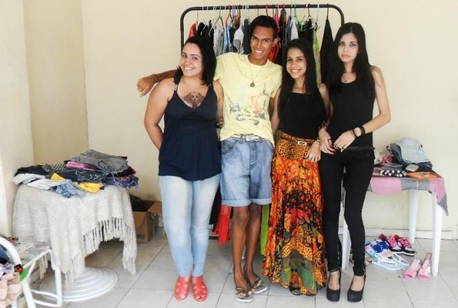 Equipe do Bazar