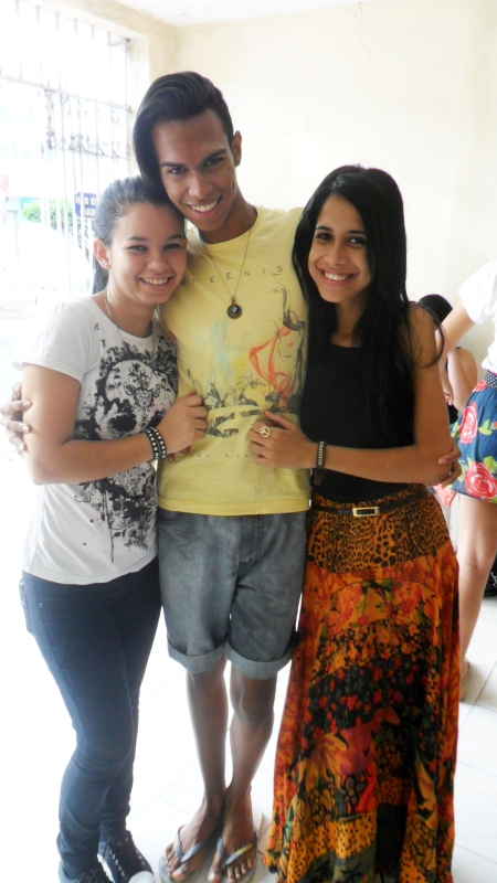 Amores!