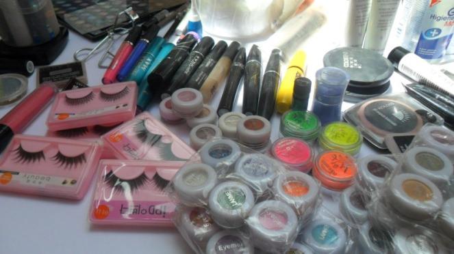 é de deixar os olhos de quem ama maquiagem brilhando.