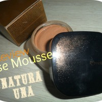 • Review da Nova Base Mousse da Natura Una