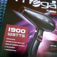 • Review- Secador Ion da linha Mega Profissional!